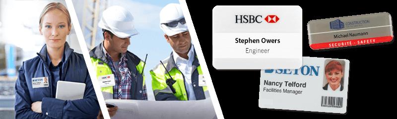 Badges voor gebouwbeheerbedrijven