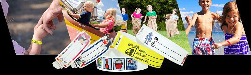 Polsbandjes voor kinderen